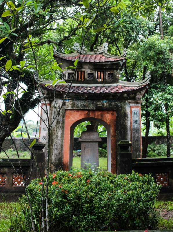 Temple of King Dinh Tien Hoang, Hoa Lu