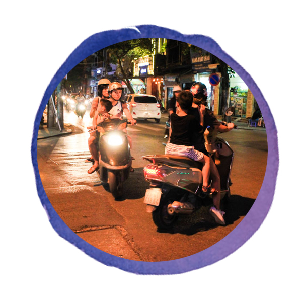 Riding a Motorbike in Vietnam: A Complete Blog