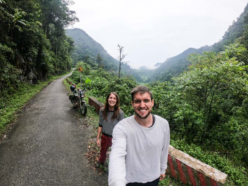 Motorbike Tour to Pu Luong